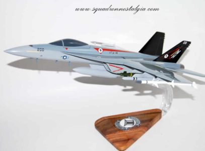VFA-14 Tophatters F/A-18E Super Hornet (NH) Model