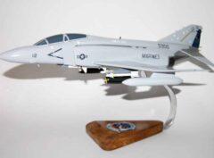 VMFA-321 Hell's Angels F-4s (1987) Phantom model