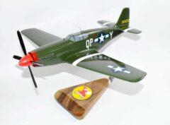 334th Fighter Squadron, 4th Fighter Group (1944) P-51 Mustang Model