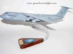 9th Airlift Squadron 'Proud Pelicans' C-5M Model