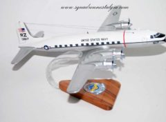 VR-21 Fleet Tactical Support Pineapple Airlines C-118 (617) Model