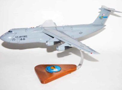 9th Airlift Squadron 'Proud Pelicans' C-5M Model