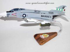 VMFA-333 Fighting Shamrocks F-4j Model