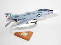 VMFA-333 Fighting Shamrocks F-4j Model