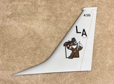 VP-5 Madfoxes P-8a (436) Tail