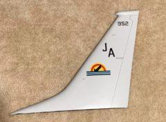 VX-1 P-8 Tailflash