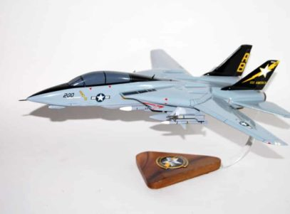 VF-33 Starfighters F-14 Tomcat (USS America) Model
