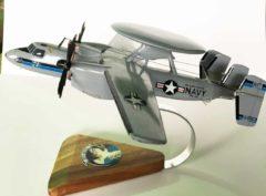 VAW-126 Seahawks E-2C Model