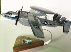 VAW-126 Seahawks E-2C Model