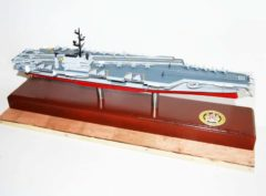 CV-66 USS America Aircraft Carrier Model
