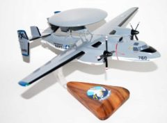 VAW-126 Seahawks E-2B (1973) Model