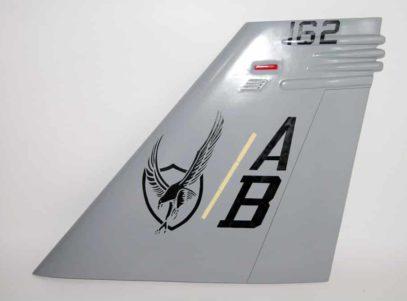 VFA-136 Knighthawks F/A-18E Super Hornet Tailflash