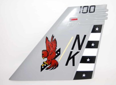 VFA-22 Fighting Redcocks Tail