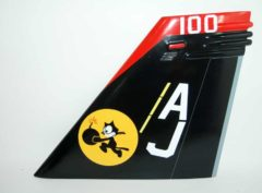 VFA-31 Tomcatters F/A-18 Tail