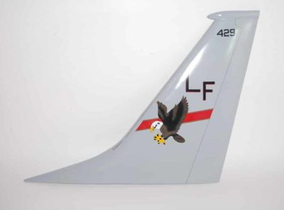 qVP-16 War Eagles P-8 Poseidon Tailflash