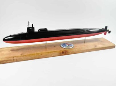 USS Georgia SSGN-729 Submarine Model