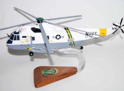 HS-75 Emerald Knights SH-3 Sea King Model