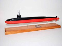 USS Georgia SSBN-729 Submarine Model