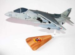 VMA-311 Tomcats AV-8B Harrier (WL-20) Model