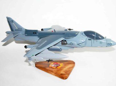 VMA-311 Tomcats AV-8B Harrier (WL-20) Model