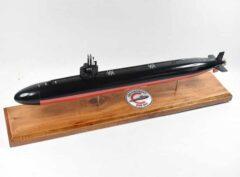 USS Cincinnati (SSN-693) Submarine Model