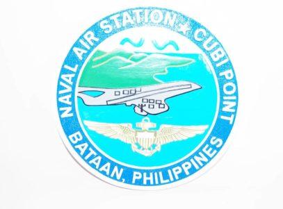 Naval Air Station Cubi Point Plaque