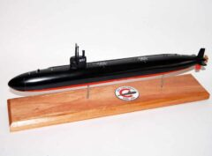 USS Cincinnati (SSN-693) Submarine Model