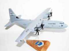 19th Airlift Wing C-130J Model