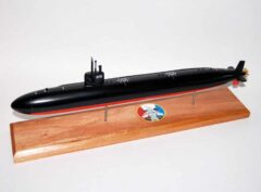 USS New York City (SSN-696) Submarine Model