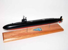 USS Omaha (SSN-692) Submarine Model