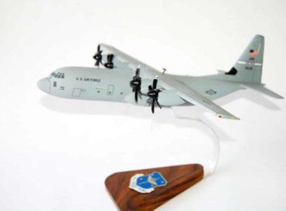 19th Airlift Wing C-130J Model