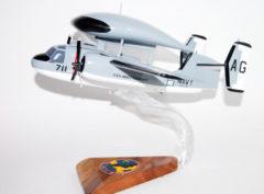 VAW-12 Bats E-1b Tracer (1965) Model