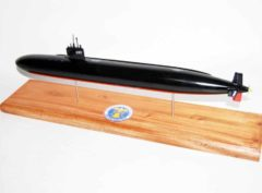 USS Philadelphia (SSN-690) Submarine Model