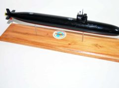 USS Groton (SSN-694) Submarine Model