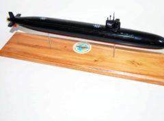 USS Groton (SSN-694) Submarine Model