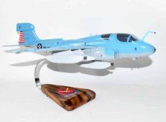 VAQ-129 Vikings EA-6B Prowler Model (Battle of the Coral Sea Air Group Markings)