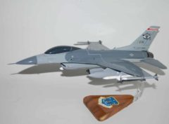 115th Fighter Wing F-16 Model