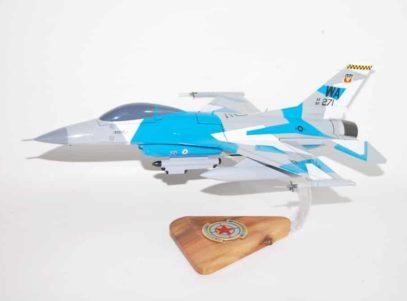 64th Aggressor Squadron F-16 Fighting Falcon Model