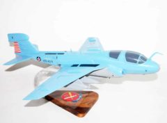 VAQ-129 Vikings EA-6B Prowler Model (Battle of the Coral Sea Air Group Markings)