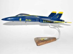 Blue Angels F/A-18 Model