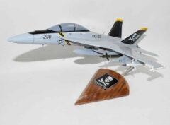 VFA-103 Jolly Rogers F/A-18F Super Hornet Model