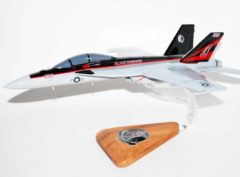VFA-154 Black Knights F/A-18F Super Hornet Model