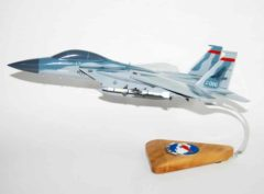 123d Fighter Squadron F-15C Model