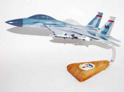 131st Fighter Squadron F-15C Model