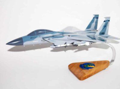 159th Fighter Squadron F-15 Model