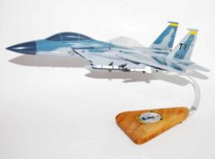 2nd Fighter Training Squadron F-15C Model
