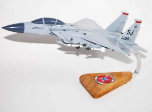 333rd Fighter Squadron F-15E Model
