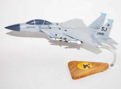 334th Fighter Squadron F-15E Model