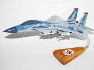 67th Fighter Squadron F-15C Model