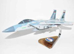 123d Fighter Squadron F-15C Model